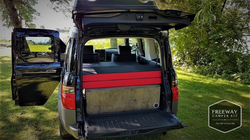 Element Camper Van Kit   Freeway Camper Kit