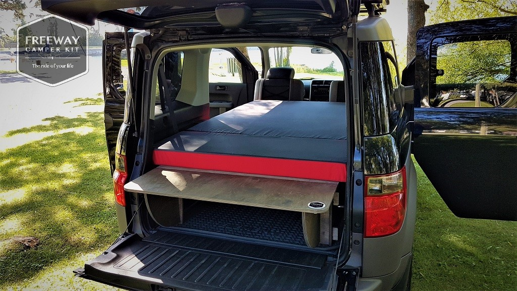 honda element camper kit. Black Bedroom Furniture Sets. Home Design Ideas