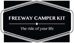Freeway Camper Kit | Campervan Kit For Minivans | Freeway